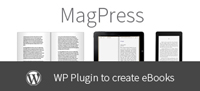 Magpress: WordPress to eBook