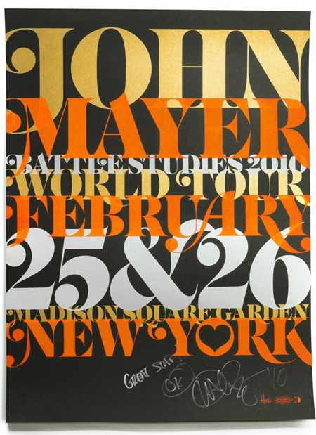john_mayer_battle_studies_photolettering