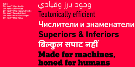 The best 10 fonts that came out in 2014
